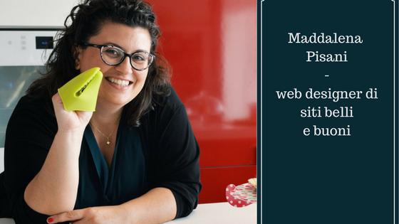Storie d'amore con il fisco: intervista a Maddalena Pisani, creatrice di siti belli e buoni